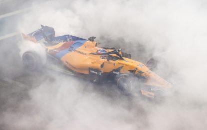 """Alonso: """"Devo ancora metabolizzare tutto"""""""