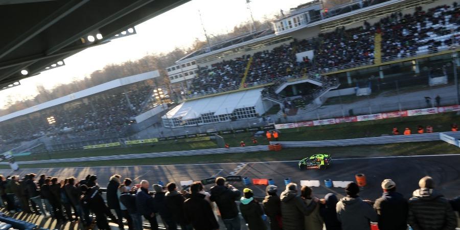 Ponte di Sant'Ambrogio in pista col Monza Rally Show