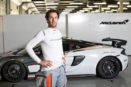 Da McLaren e Sparco la tuta da gara più leggera al mondo