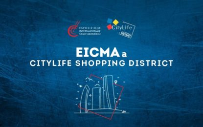 Domani EICMA a CityLife Shopping District