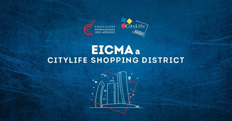 Domani EICMA a CityLife Shopping District