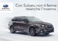 Winter Check 2018: Subaru per la sicurezza