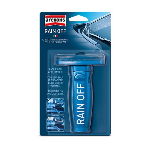RAIN OFF: via la pioggia, più sicurezza