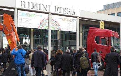 A Rimini Fiera Ecomondo e Key Energy 2018
