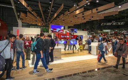Ducati, Brembo e Mivv stand più belli di EICMA 2018