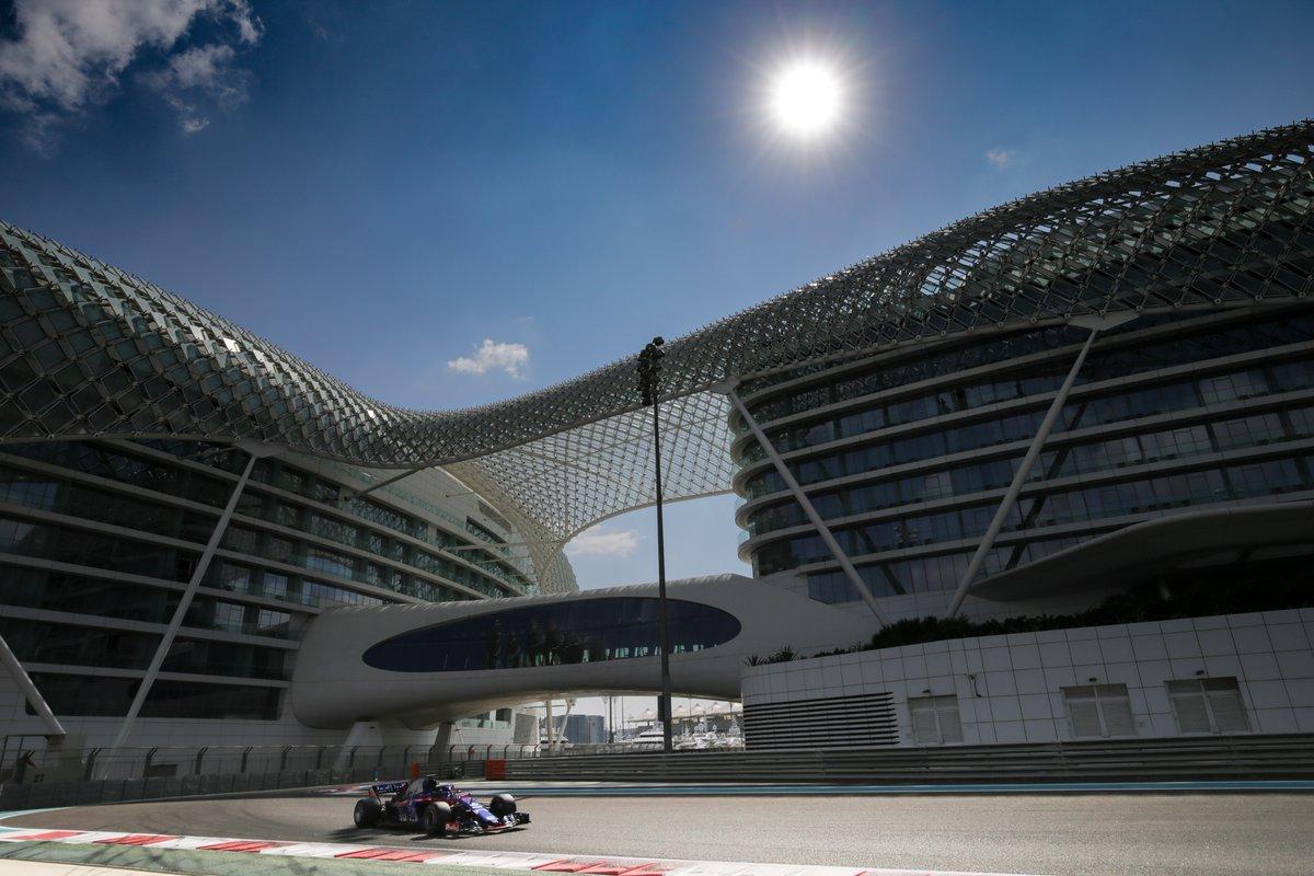 Il bilancio Pirelli sulla due giorni di test ad Abu Dhabi