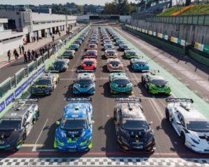 Lamborghini Super Trofeo: i calendari 2019. Niente Monza