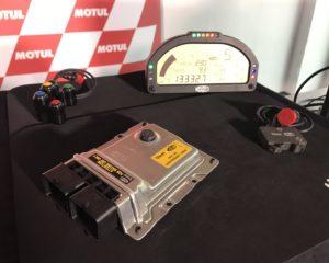 Sistema di controllo elettronico Magneti Marelli per la Moto2
