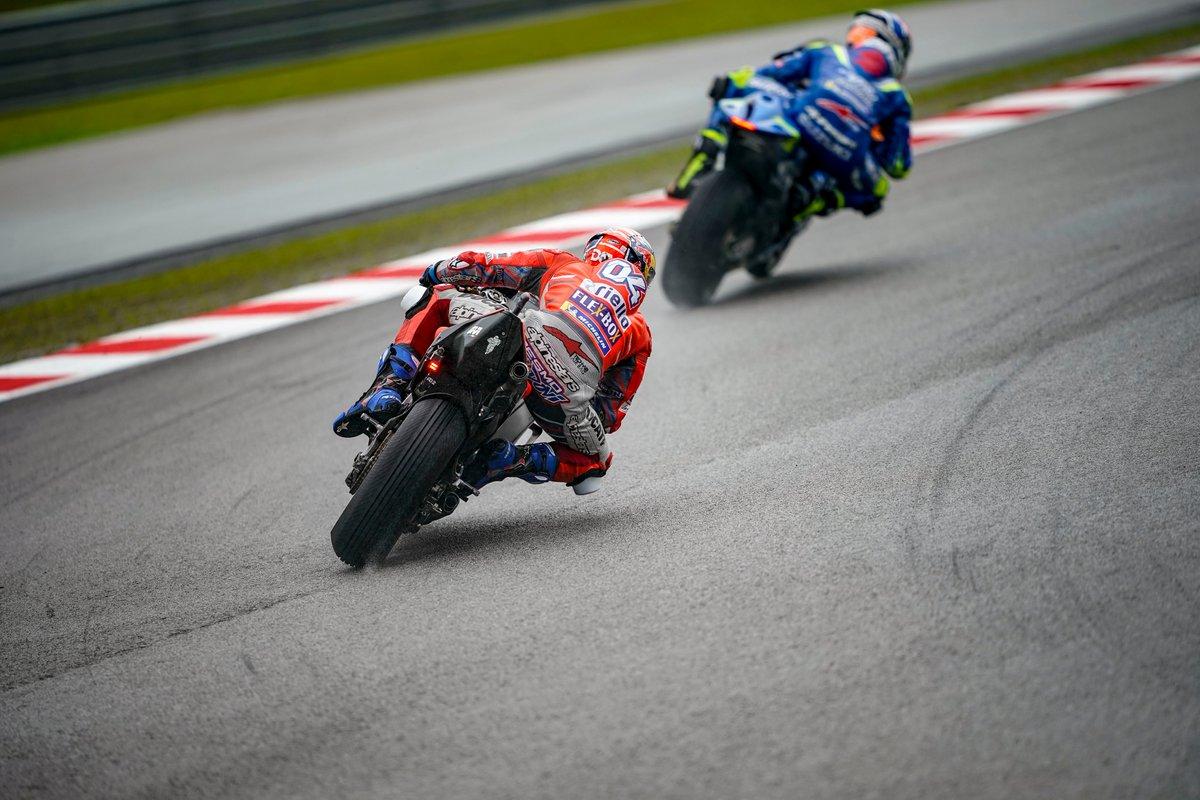 MotoGP Malesia: l'impegno degli impianti frenanti