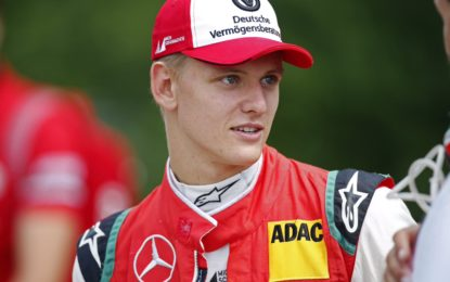 Mick Schumacher in Formula 2 con Prema Racing