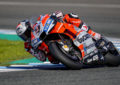 Test MotoGP: Petrucci e Dovizioso davanti nel primo giorno