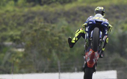 I nuovi orari delle gare del GP della Malesia