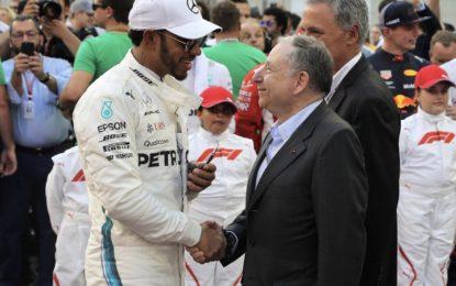 Todt critica la TV tedesca. Venga a vedere un GP in Italia…