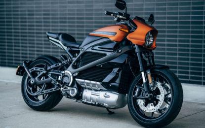 EICMA: debutto europeo per la Harley-Davidson LiveWire™