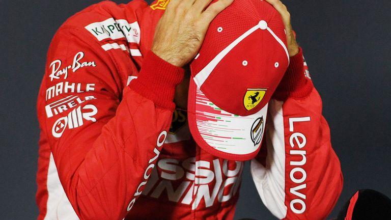Ferrari e Vettel: guai a farsi prendere dal panico