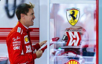 L'ambizioso Leclerc non preoccupa Vettel