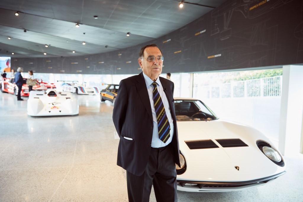Sabato a Monza il premio Memorial Vittorio Brambilla a Giampaolo Dallara