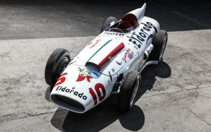 """Maserati """"Eldorado"""": 60 anni di storia, anche degli sponsor"""