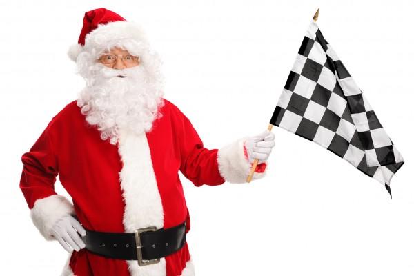 Caro Babbo Natale… letterina per le corse!