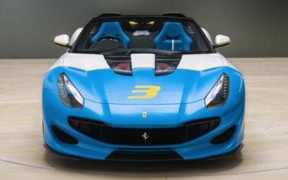 Ferrari SP3JC, una roadster unica