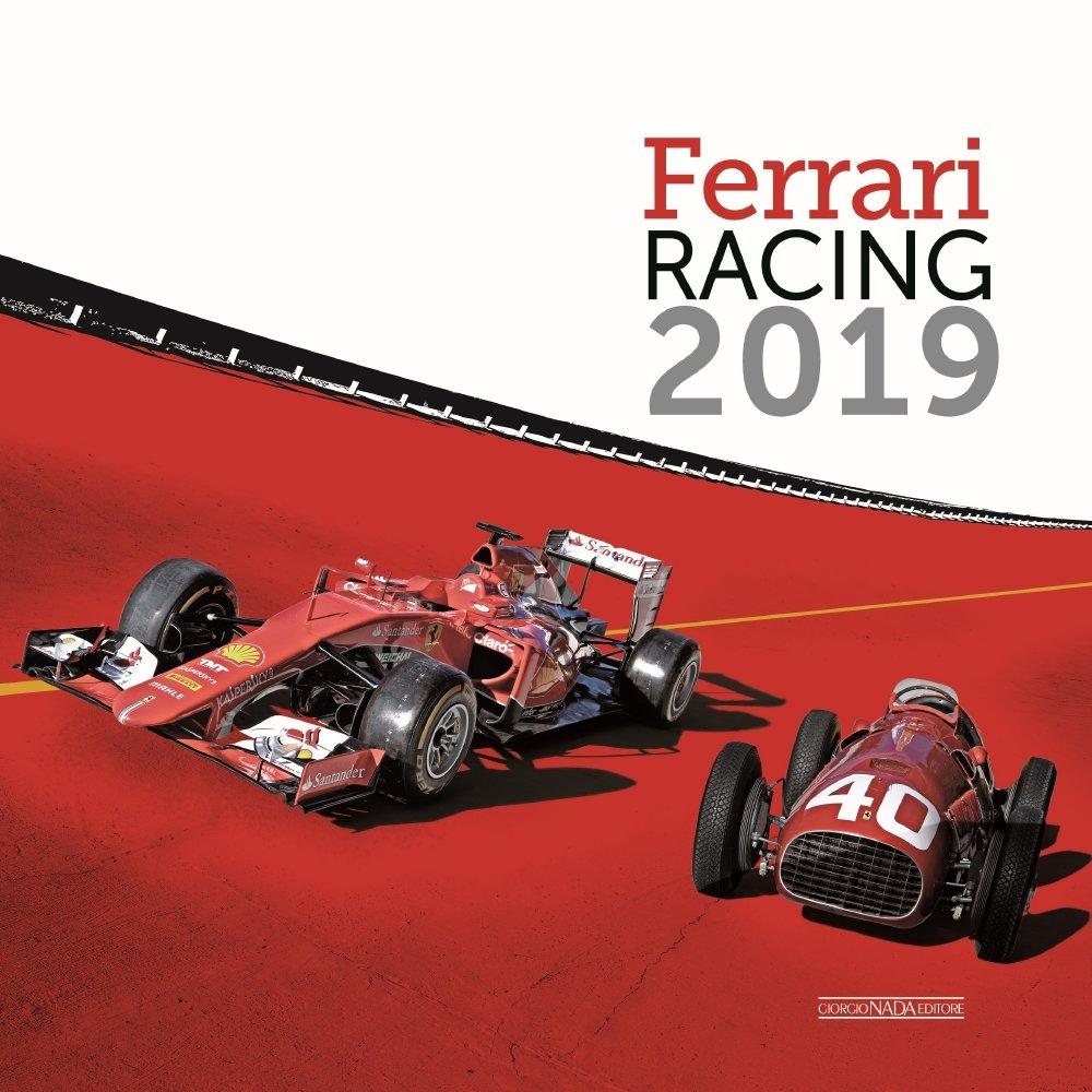 Calendario 2019 Ferrari Racing