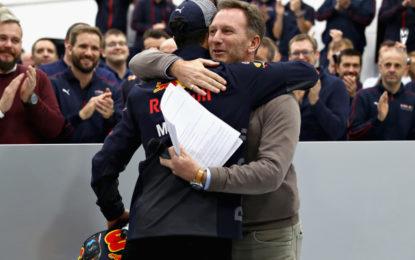 Horner e il rammarico per la partenza di Ricciardo