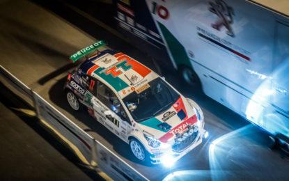 A Monza Andreucci e Peugeot chiudono una stagione memorabile