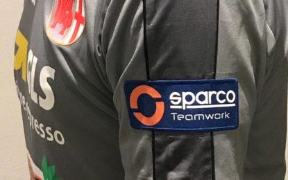 SPARCO Teamwork nuovo sponsor dell'Alessandria Calcio
