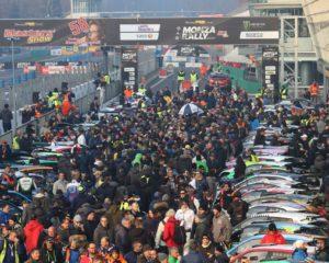 Monza Rally Show: inizio alla grande!