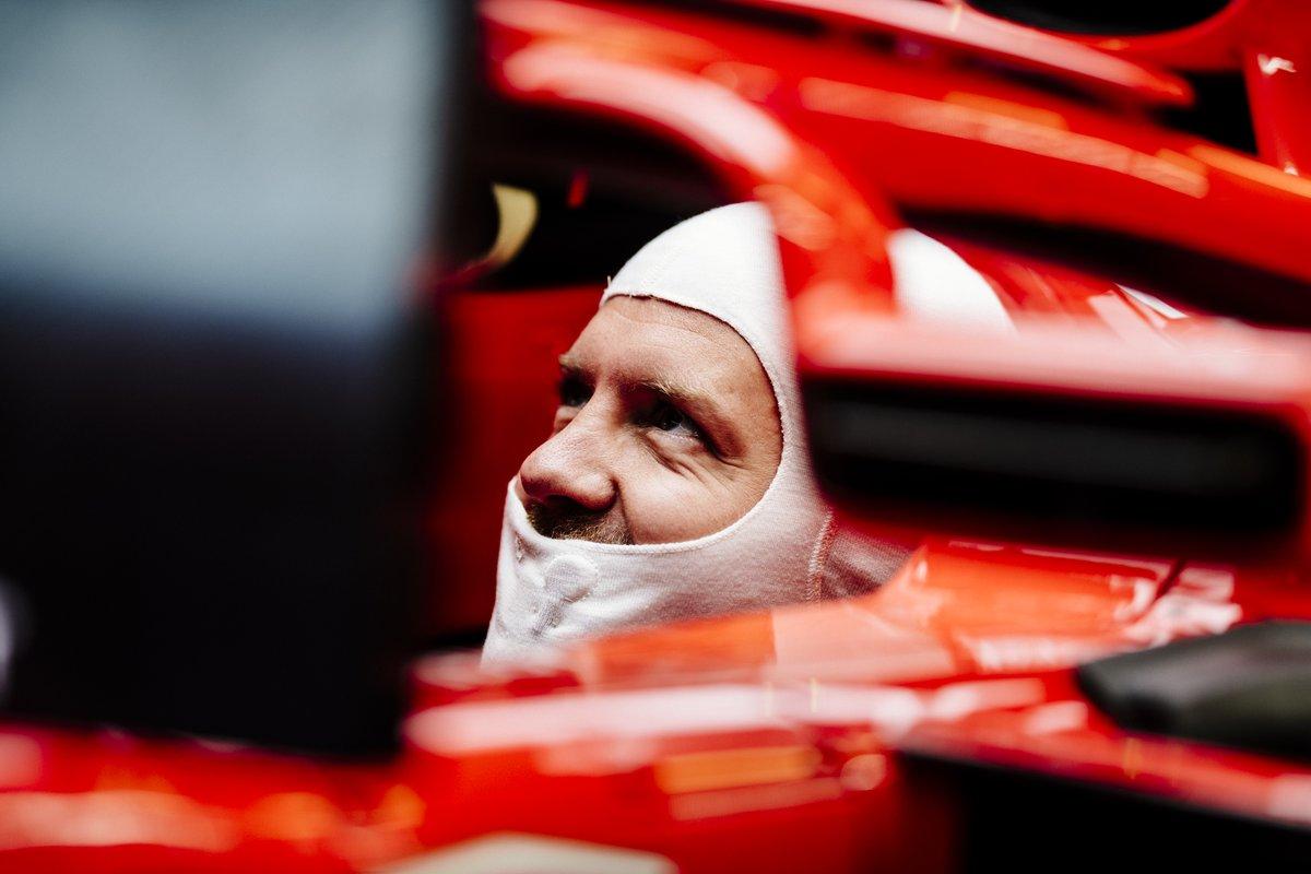 """Arrivabene: """"Il vero Vettel è tornato"""""""