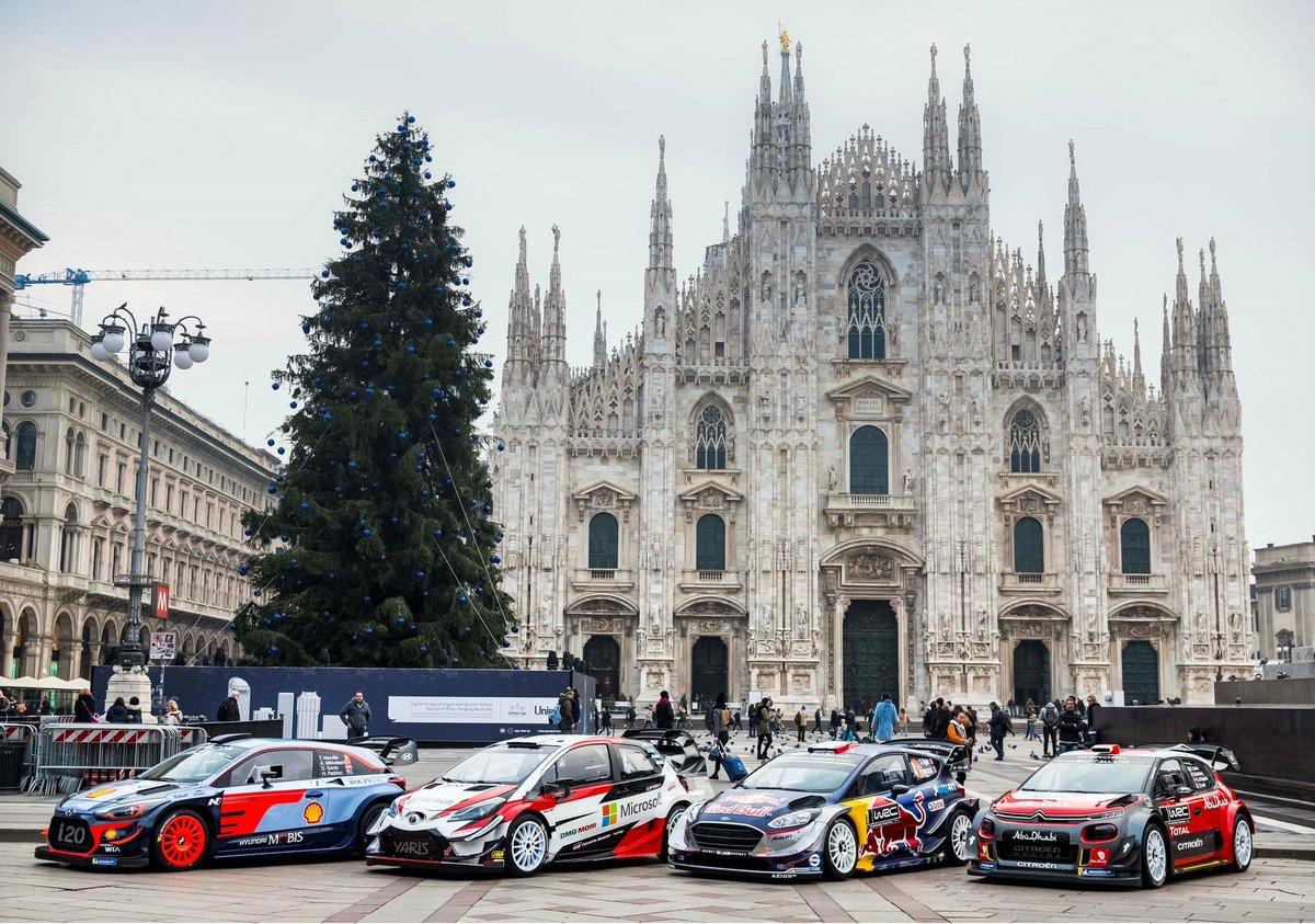 Presentato il Monza Rally Show. Gli orari, anche in radio e TV