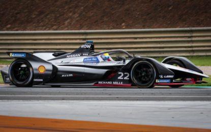 Nissan e.dams pronta per il debutto in Formula E
