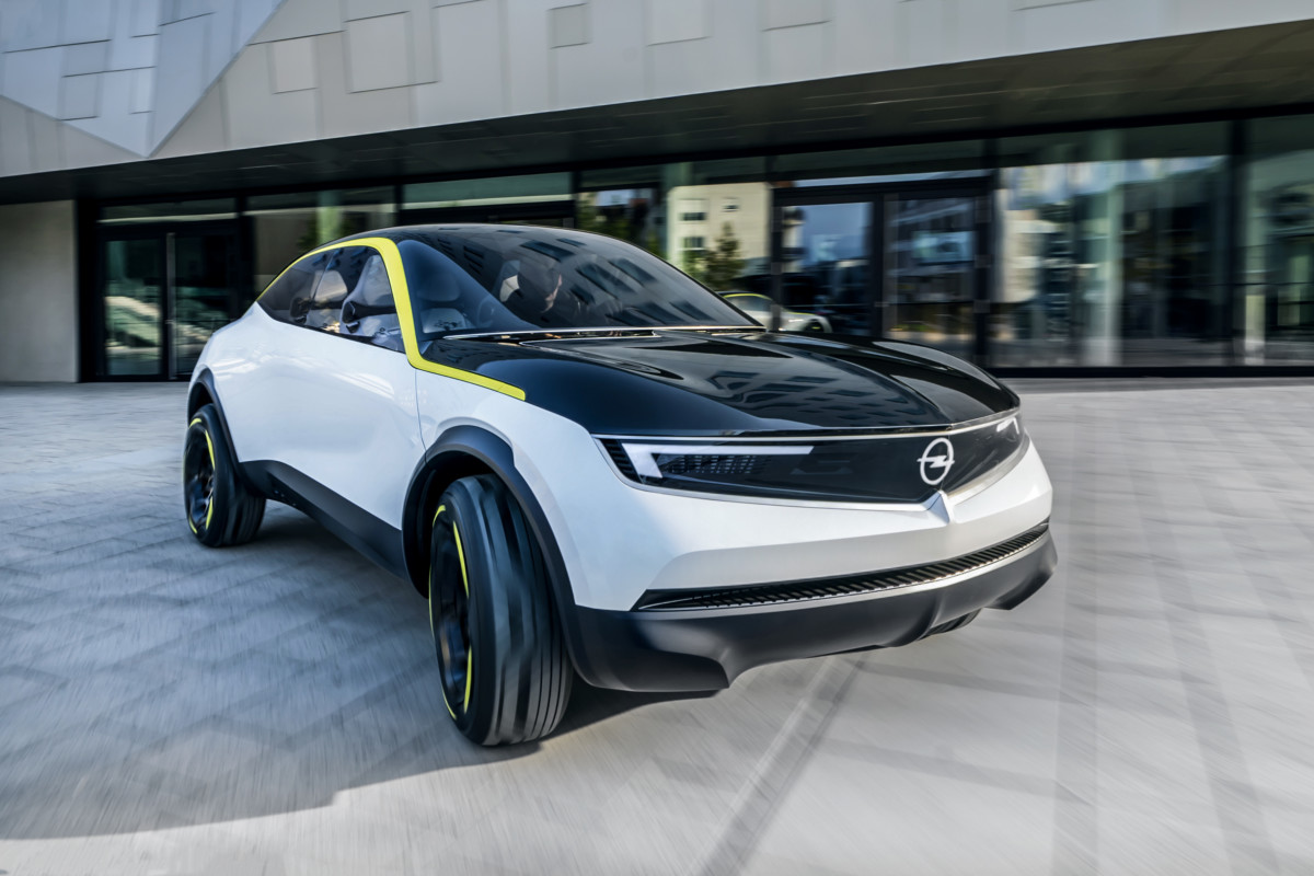 #StandardEvolved: Opel GT X Experimental