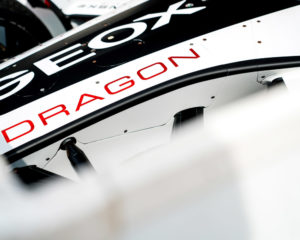 GEOX in Formula E con il team GEOX DRAGON