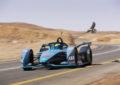 Massa e la Formula E vs falco: sfida nel deserto