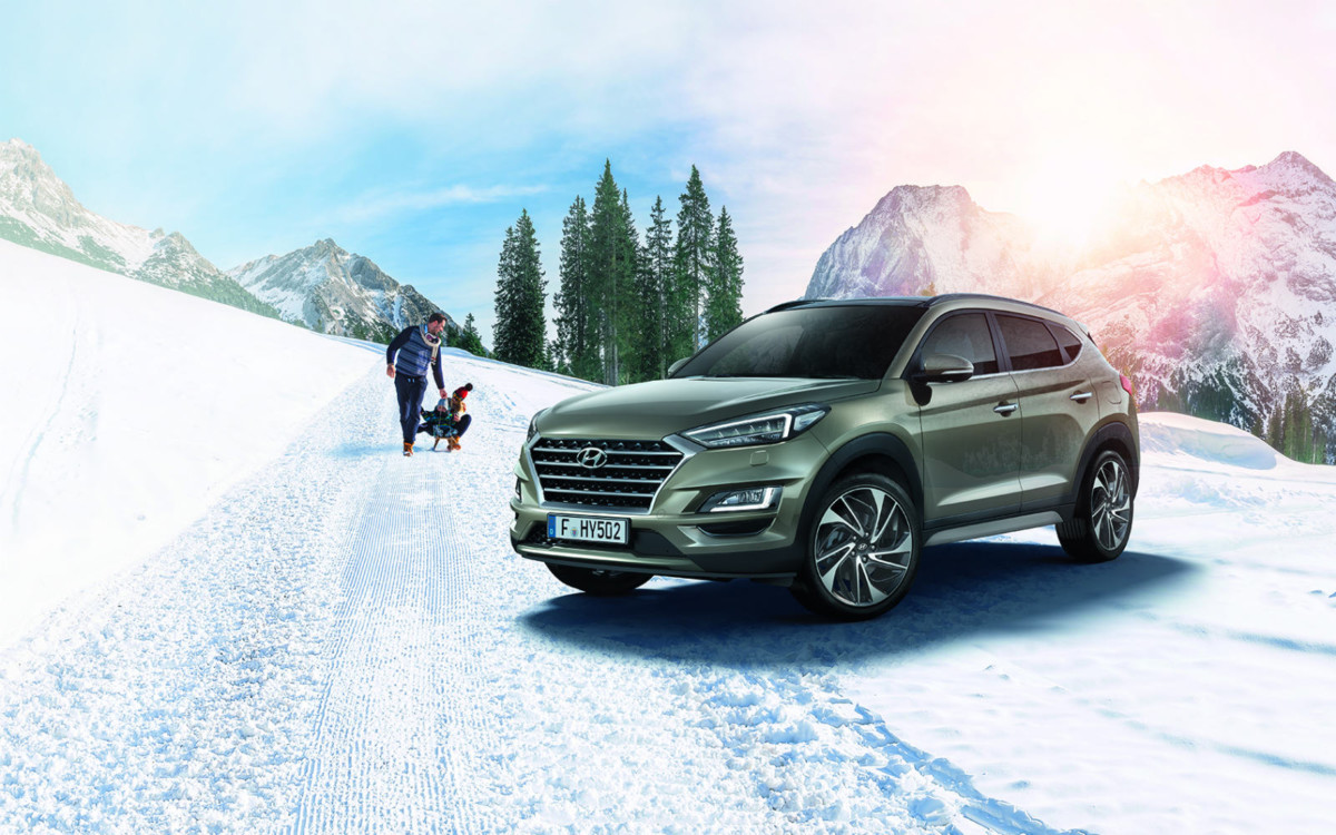 Hyundai Winter Service: l'inverno in sicurezza