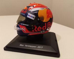 Il casco di Max Verstappen, nel nome di Jos