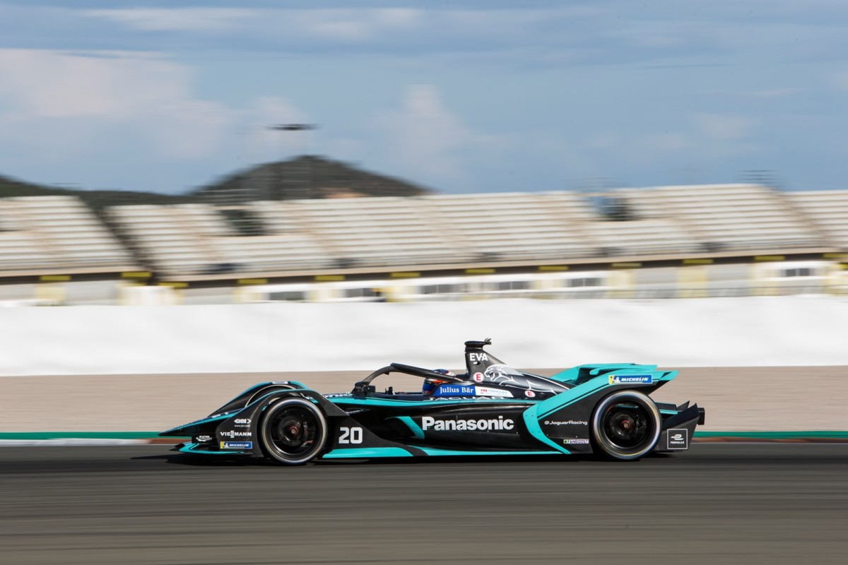 Formula E: Panasonic Jaguar Racing pronta per la nuova stagi