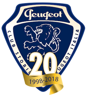 Buon compleanno Club Storico Peugeot!