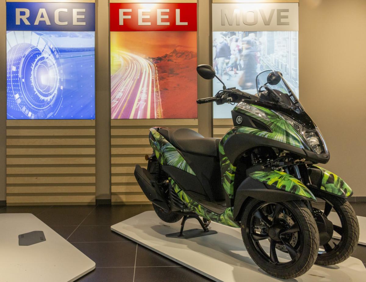 Yamaha e progetto Treecity: al via la fase operativa