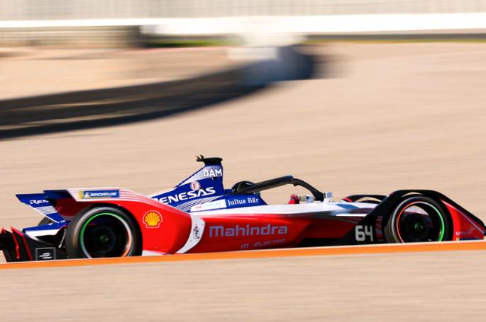 Mahindra pronta per la nuova stagione di Formula E