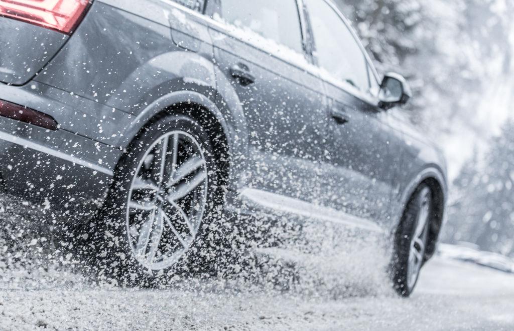 Consigli per guidare d'inverno in sicurezza