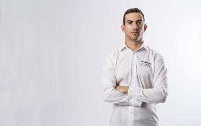 Nicholas Latifi pilota di riserva Williams nel 2019