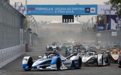 """Villeneuve e la Formula E: """"I fans sono solo quelli che ci lavorano"""""""