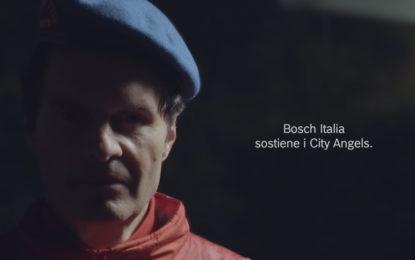 Bosch con i City Angels per i senzatetto