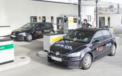 Bosch diesel C.A.R.E.: il carburante totalmente rinnovabile