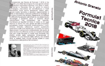 Formula 1 Tecnica 2018