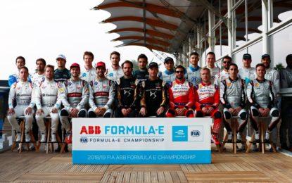 Tutta la Formula E 2018/2019 live su Eurosport