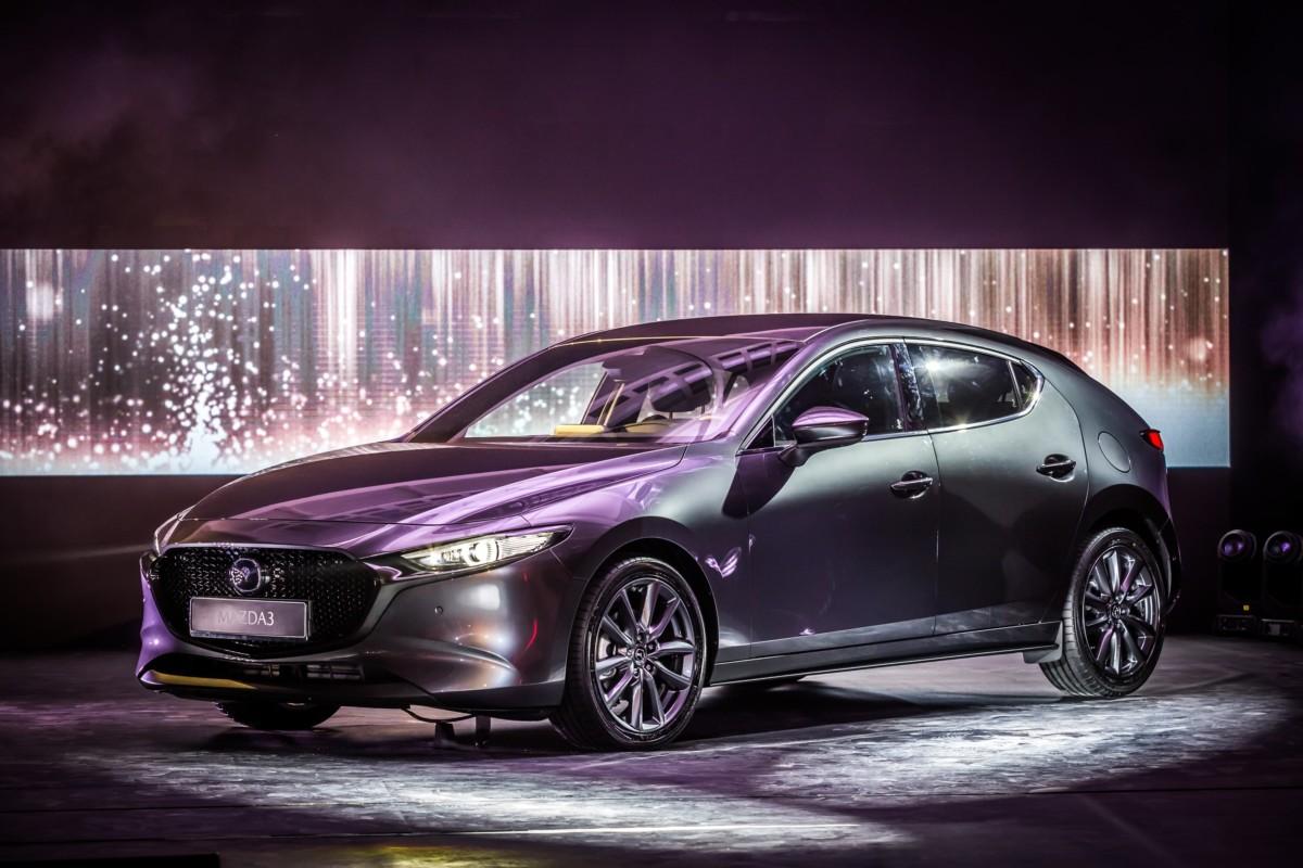 Nuova Mazda3: prevendite