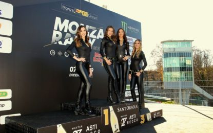 Monza Rally Show: il gran finale, gli orari in TV